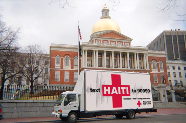 Mobile Billboard Boston